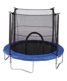 Yoto Trampoline With Safety Net For Kids (Colour Shade May Vary)