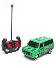 Wembley Hulk Remote Control High Speed Racing Car - Green