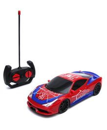 Wembley High Speed Remote Control Racing Car - Red & Blue