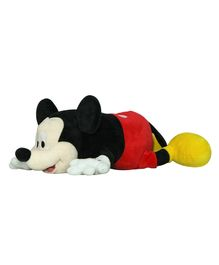 Disney Mickey Mouse Bolster - Black Red