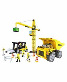 Planet of Toys Lego City Building Set - 804 Pieces