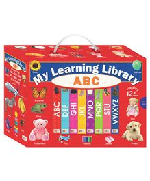 Art Factory My Learning Library Alphabets - English