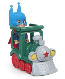 Masha Superhero With Train - Multicolour