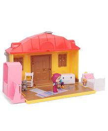 Masha & The Bear House Playset - Multicolour