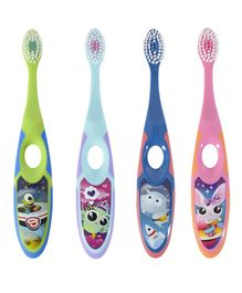 Jordan Step By Step Toothbrush - Length 13.5 cm (Colour may Vary)