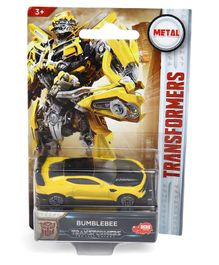 Transformers RID Bumblebee Car - Yellow