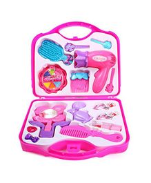 Webby Beauty Set Pink - Pack of 15 Pieces