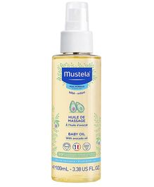 Mustela Baby Oil - 100 ml