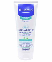 Mustela Stelatopia Emollient Cream - 200 ml