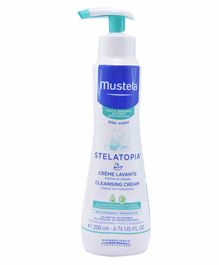 Mustela Stelatopia Cleansing Cream - 200 ml