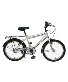 Vaux Plus MTB Bicycle Silver - 20 inches