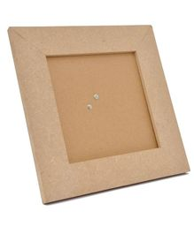 IVEI DIY Photo Frame Set of 2 - Brown