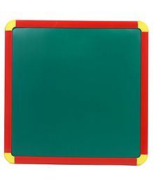 Chhota Bheem 2 in 1 Slate & Writing Board - Green & Red