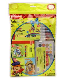 Camlin Painting Kit - Set of 5 Pieces