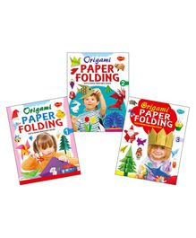 Origami Books Set Of 3 - English