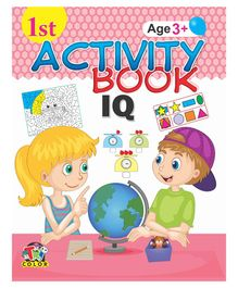 First IQ Activity Book - English