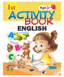 Tricolor Books 1st Activity Book of English - English