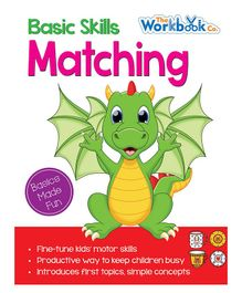 Basic Skill Matching Book - English