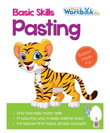 Basic Skill Pasting  Book - English