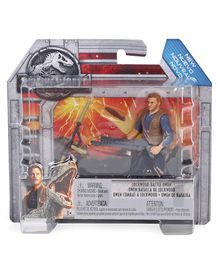 Jurassic World Lockwood Battle Owen Set - Height 9 cm