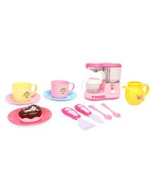 My Cooking Studio Coffee Pot Pink - 12 piece