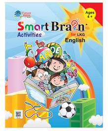 Smart Brain Activities For LKG - English
