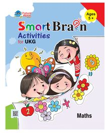 Smart Brain Activities For UKG Mathematics - English