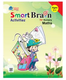 Smart Brain Activities For Nursery Maths - English