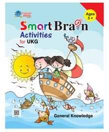 General Knowledge Smart Brain Activities For UKG - English