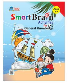 General Knowledge Smart Brain Activities For LKG - English