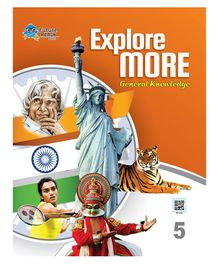 Explore More General Knowledge Class 5 - English