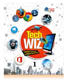 Teach WIZ Computer Science For Digital Generation Class 1 - English