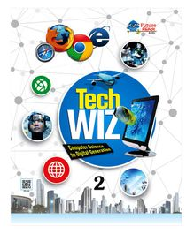 Teach WIZ Computer Science For Digital Generation Class 2 - English