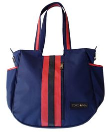 Bohomia Be-A-Sport Hobo Diaper Bag - Blue