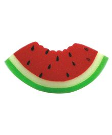 Panache Watermelon Bath Sponge - Red