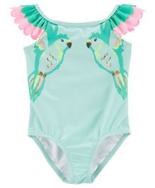 Carter's Carter's Bird 1-Piece Swimsuit - Blue