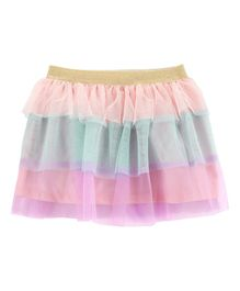 Carter's Rainbow Tulle Skirt - Multicolor