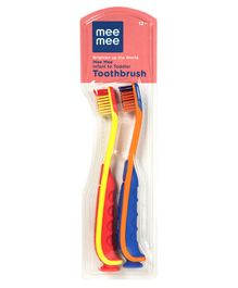 Mee Mee Infant to Toddler Toothbrush - Colour May Vary