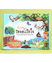 FirstCry Intellikit Feathered Friends Kit (2 - 3 Y)
