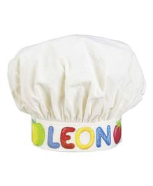 Goki Paint-it-Yourself Chef's Hat - White
