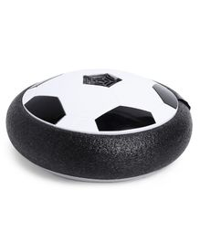 Dr. Toy Hover Football With Light - Black White