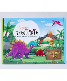 FirstCry Intellikit Jurassic Era Kit (4 - 6 Y)