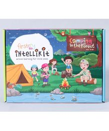FirstCry Intellikit Camping in the Forest Kit (4 - 6 Y)