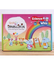 FirstCry Intellikit Science Whiz Kit (4 - 6 Y)