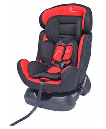 R for Rabbit Jack N Jill Grand The Convertible Car Seat - Red Black
