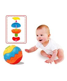 Curtis Toys Puzzle Ball - Multicolour
