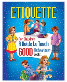 Etiquette For Children Book 1 - English