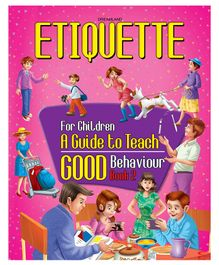 Etiquette for Children Book 2 - English