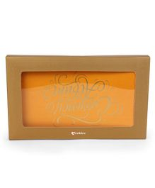 Archies Currency Album - Orange