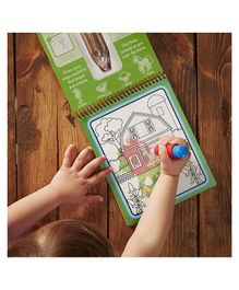 Melissa & Doug On The Go Water Wow! Farm Water Reveal Pad - Multicolour